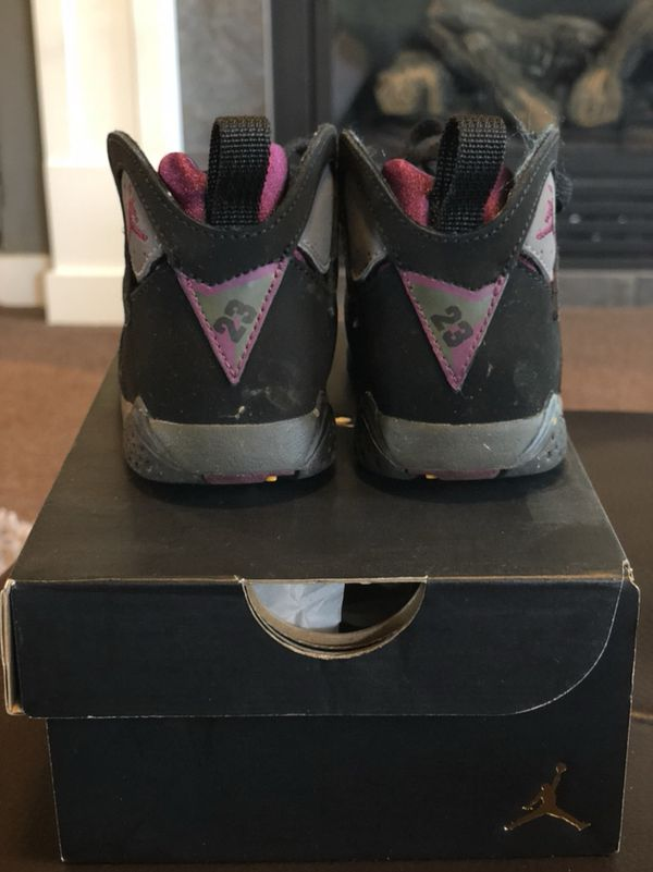 "brand new 3c123 951e5 Air Jordan 7 ""Bordeaux"" 5C for Sale in Bothell, WA - OfferUp"