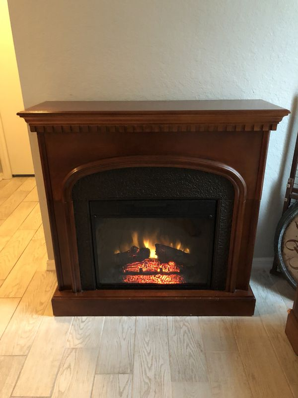 Twin Star Electric Fireplace For Sale In Spring Hill Fl Offerup