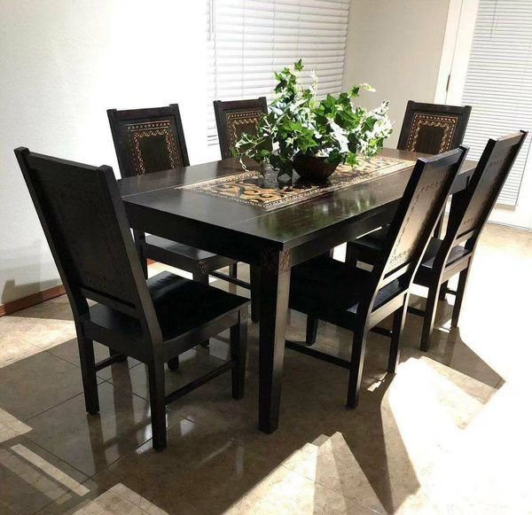 Dining Table 6 Chairs Sale: Dining Table With Six Chairs For Sale In Chandler, AZ