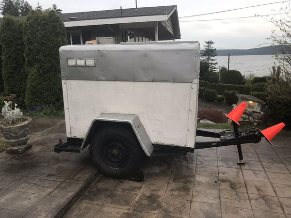 4x6 Enclosed Trailer >> 4x6 Enclosed Trailer For Sale In Tulalip Wa Offerup