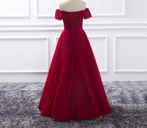 Red Prom Wedding Evening Dress Ball gown for Sale in Burke, VA