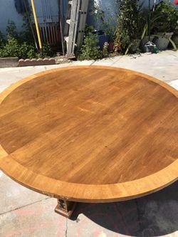 Round Vintage Table Thumbnail