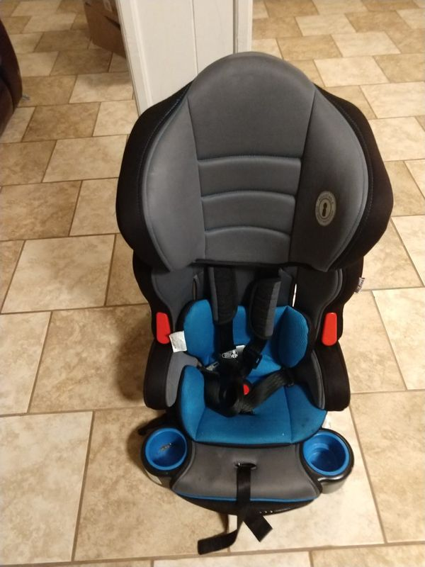 Baby Trend Hybrid Lx 3 In 1 Booster Car Seat For Sale In Edison Nj Offerup