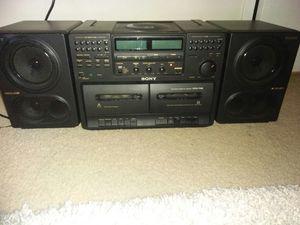 SONY Radio caset an CD player for Sale in Manassas, VA
