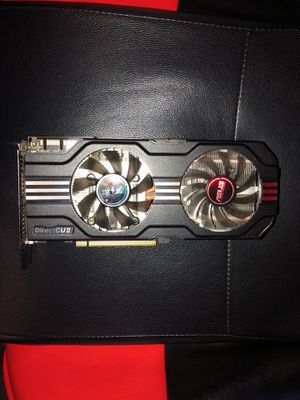 ASUS GTX 560Ti Gaming Graphics Card (GPU) For PC/Computer for Sale in San Diego, CA