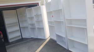 IKEA Book selves billys storage keeper display for Sale in Tacoma, WA