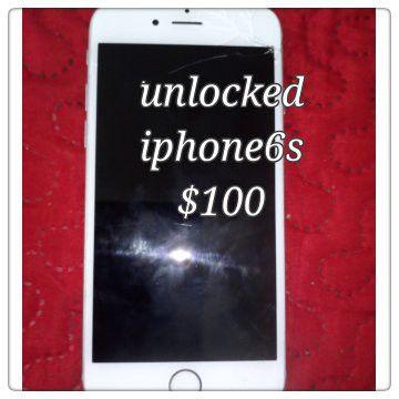 Iphone6s unlocked