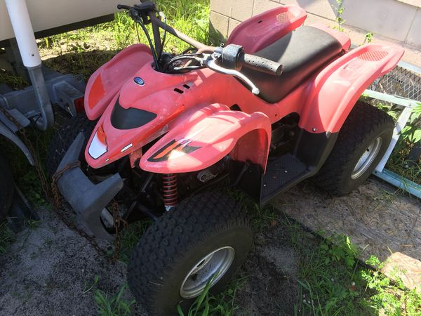 Adly 90cc Atv For Sale In Orlando Fl Offerup