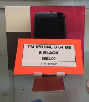 iPhone 8s for Sale in Silver Spring, MD