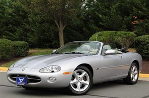 2001 Jaguar XK8 for Sale in Sterling, VA