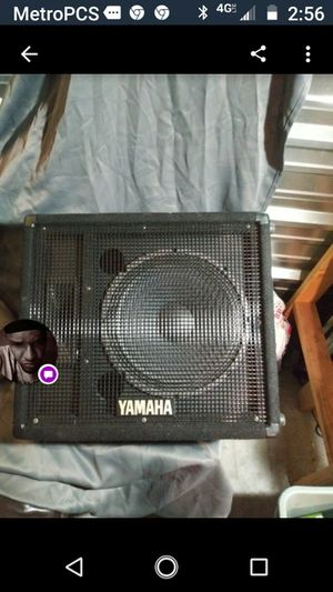 Used, Yamaha sub for sale  Wichita, KS