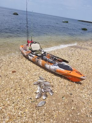 PRO fishing kayak for sale for Sale in New York, NY