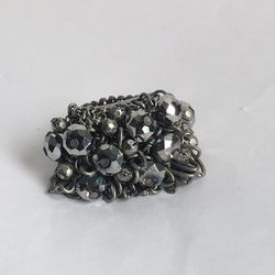 JEWELRY ✨WOMENS STRETCH RING SIZE 6 FIT UP TO SIZE 10 Thumbnail