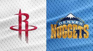 11/13/18 - Houston Rockets (HOU) vs Denver Nuggets (DEN) - 8 Tickets for Sale in Parker, CO