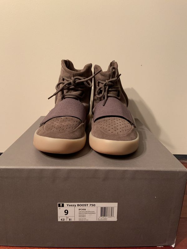"dfaa8ec46e9 Yeezy Boost 750 Light Brown ""Chocolate"" for Sale in Falls Church"