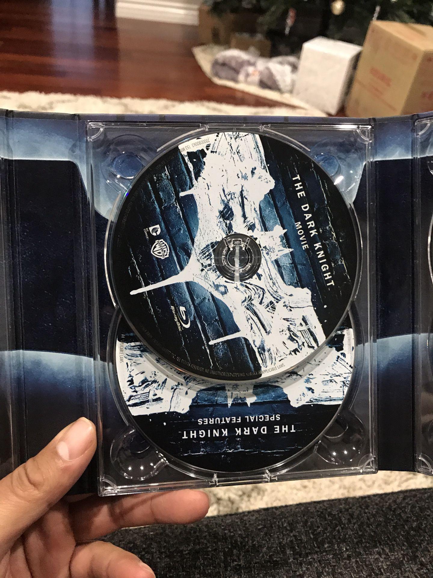 Dark Knight Trilogy Blu-Ray Set