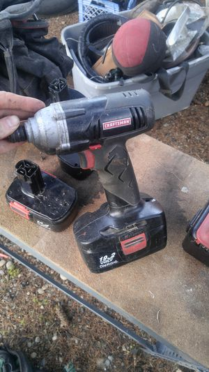 Craftsman impact for Sale in Seattle, WA