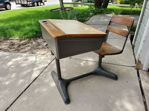 Strange New And Used Antique Desk For Sale In Colorado Springs Co Download Free Architecture Designs Crovemadebymaigaardcom