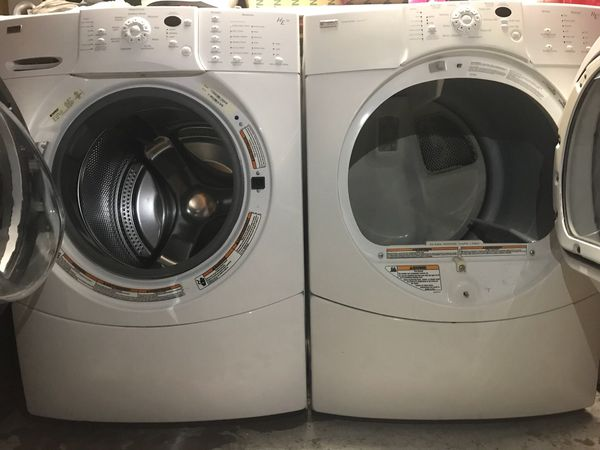 Offerup Las Vegas >> Kenmore washer and gas dryer (Appliances) in Las Vegas, NV - OfferUp