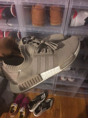 French Beige NMD ultraboost primeknit size 10 for Sale in Washington, DC