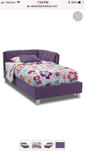 Girls Twin Corner Bed Frame For Sale In Rolling Meadows IL
