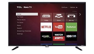 Roku SMART TV 40-Inch with Remote! for Sale in Washington, DC