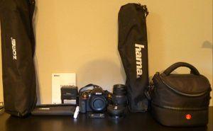 Nikon D3300 for Sale in Germantown, MD