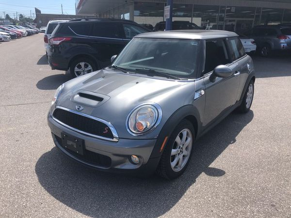 2009 Mini Cooper S W Moonroof No Accidents Carfax Financing Available