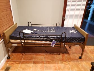 Invacare Hospital Bed Thumbnail