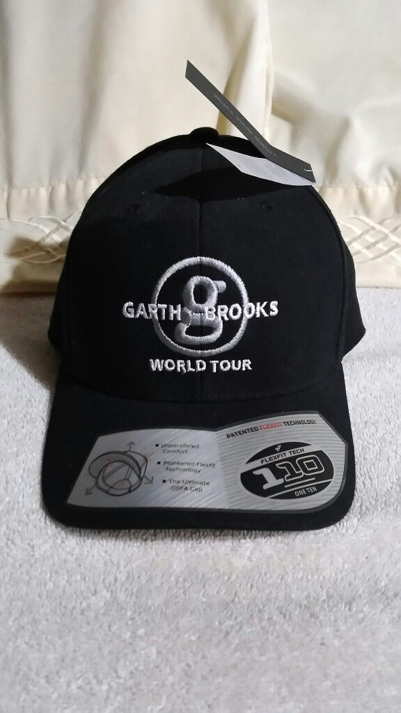 New! Garth Brooks World Tour Hat for Sale in US - OfferUp cef19d4a639a