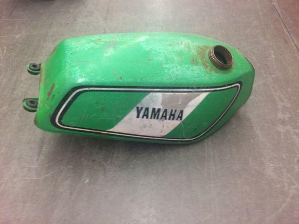 Vintage Yamaha gas tank $40 for Sale in Las Vegas, NV - OfferUp