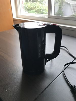 Bodum electric kettle for Sale in Alexandria, VA