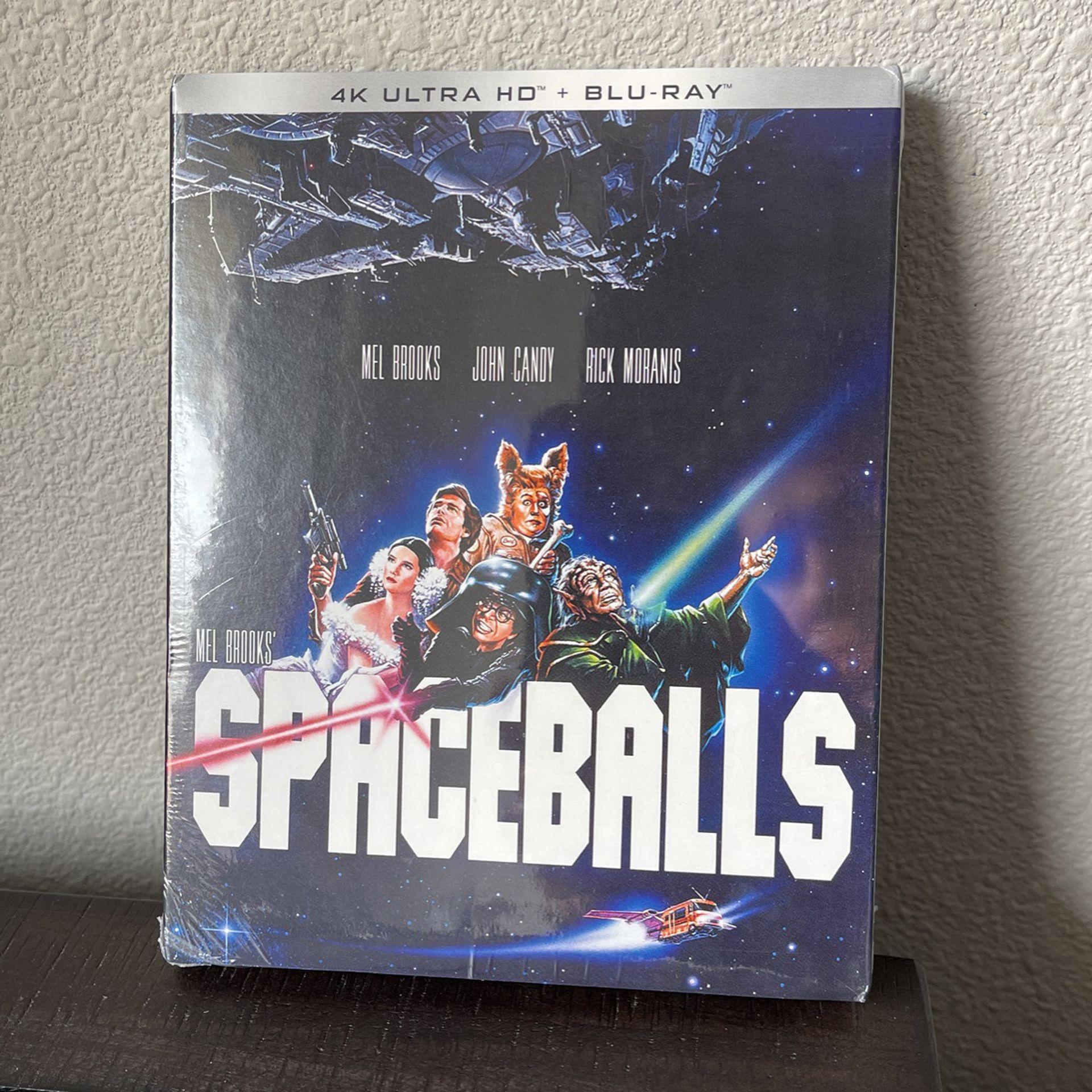 Spaceballs 4K
