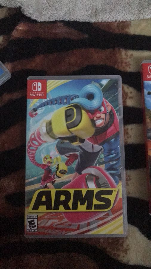 Nintendo Switch Games 40 Each 40 Cada Juego For Sale In Sunnyvale