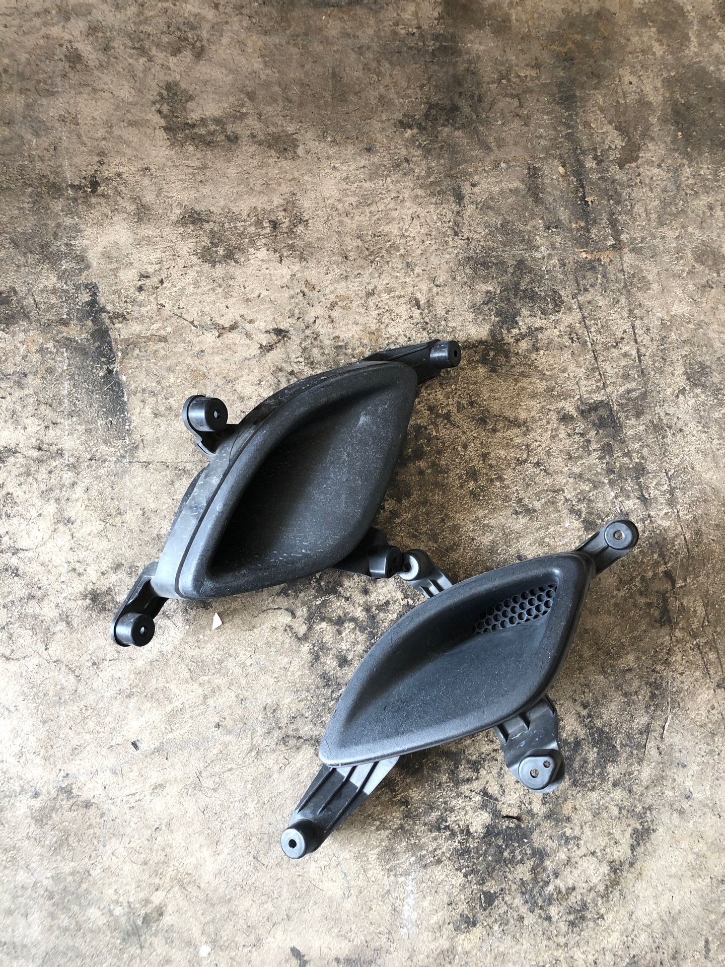 Genesis coupe fog light covers