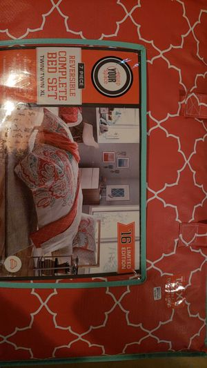 Twin XL Complete Bed Set for Sale in Waldorf, MD