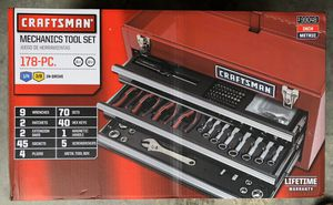 Photo Craftsman Tool Set NEW