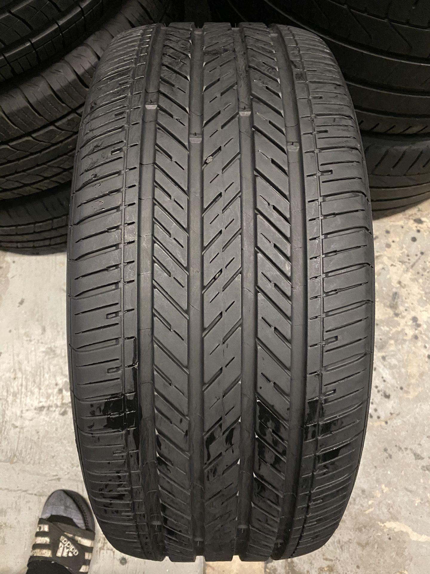 Michelin 255 45 R18