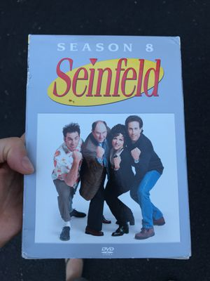Seinfield Season 8 DVDs for Sale in Waldorf, MD