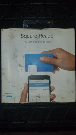 NEW Square Card Reader for Sale in Seattle, WA