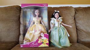 Disney Porcelain Dolls for Sale in Martinsburg, WV