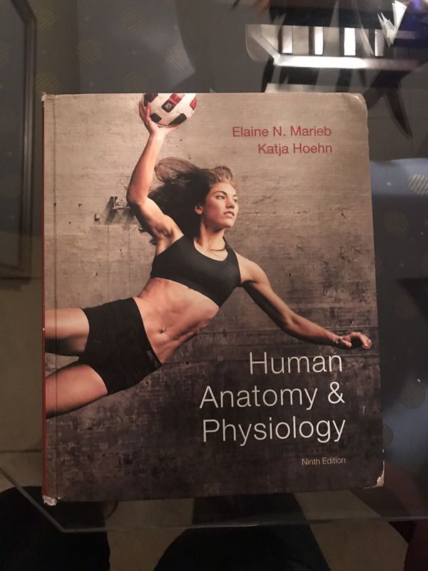 Anatomy & Physiology textbook (9th edition) for Sale in Orlando, FL ...