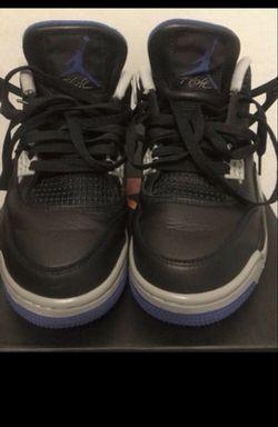 $150 Black & Blue 4s Thumbnail