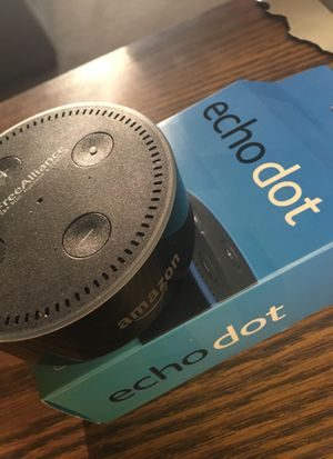 Amazon Echo Dot for Sale in Frederick, MD