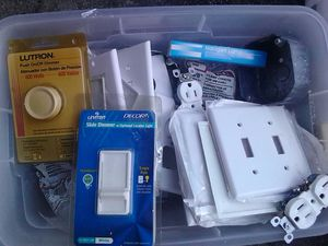 Box of Outlets,Covers & More for Sale in Deltona, FL