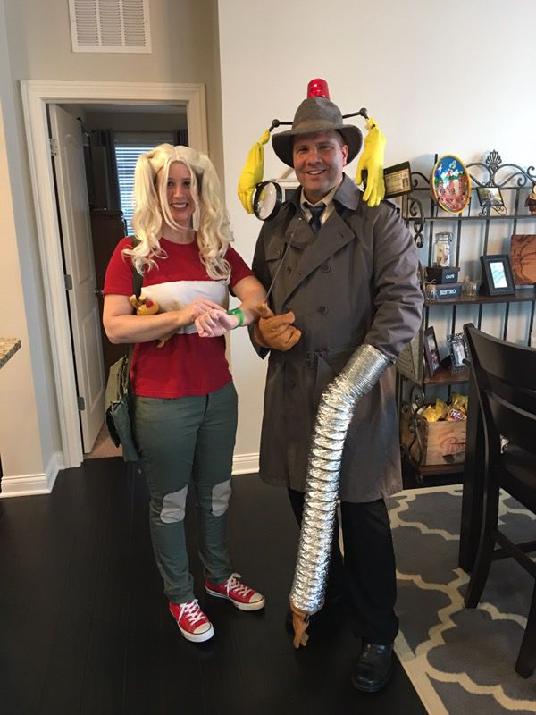 Inspector Gadget And Penny Halloween Costumes For Sale In Brownsburg