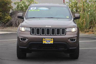 2018 Jeep Grand Cherokee Thumbnail