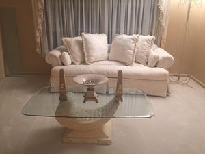 White living room furniture for Sale in Waldorf, MD