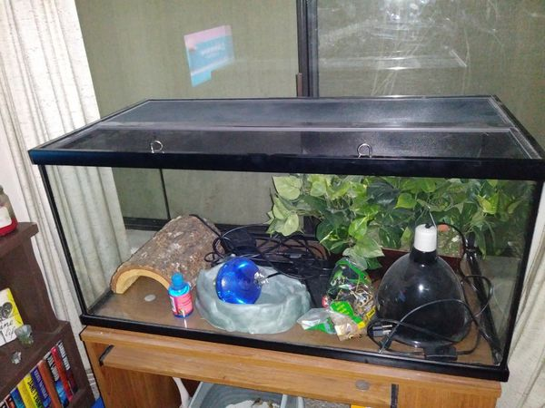 Zoo Med Reptihabitat Snake Terrarium Kit For Sale In Tucson Az
