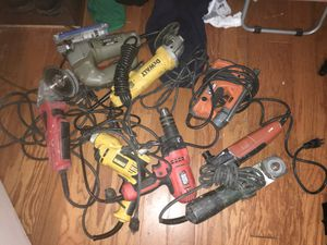 Saws and drills for Sale in Temple Hills, MD